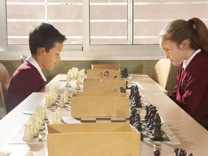 El ajedrez educativo está en auge en muchos lugares.