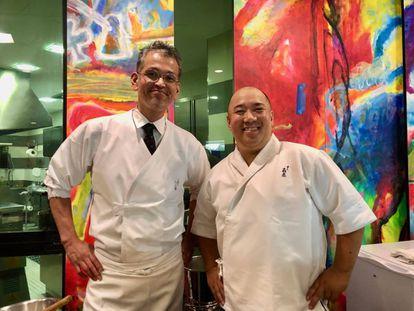 Koji Kimura y Shuji Niitome / Capel