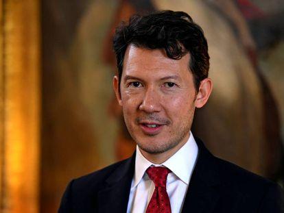 El nuevo presidente de Air France-KLM, Benjamin Smith