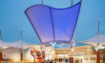 Imagen del centro comercial Xanadú de Madrid.