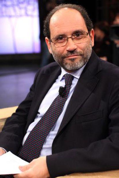El juez Antonio Ingroia.