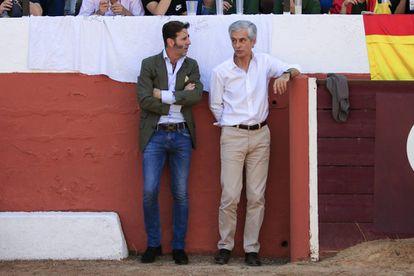 Adolfo Suárez Illana y Juan José Padilla.