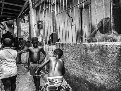 Favela Rocinha: más allá del narco