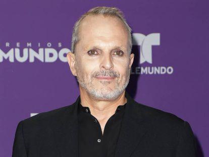Miguel Bosé, en Miami.