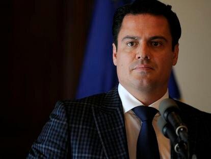 El exgobernador de Jalisco, Aristóteles Sandoval.