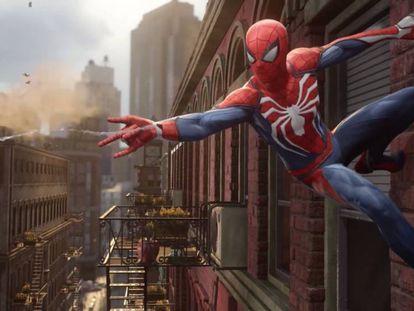El despiste que arruinó la sorpresa a Spiderman