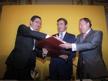 Ningún plan ha llegado tan lejos como el que el Pleno municipal tiene previsto aprobar este mes  desde 1993, cada vez que parecía que Madrid Nuevo Norte saldría adelante, algo lo impidió