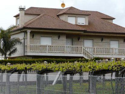 Casa del fallecido narco Manuel Abal 'Patoco'