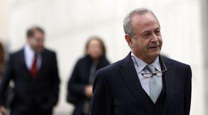 El juez José Castro, fotografiado en Madrid el pasado marzo.