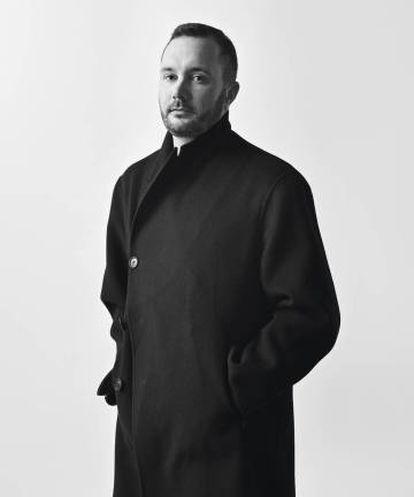 Kim Jones, el director creativo de la línea masculina de Dior.
