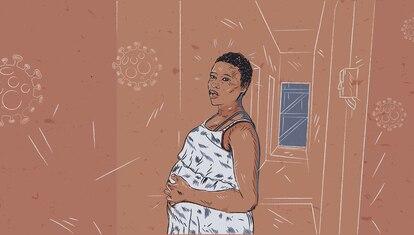 Una ilustración de Ruramai Musekiwa.