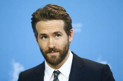 Ryan Reynolds durante la presentación de la película 'La dama de oro' (2015) en la Berlinade.