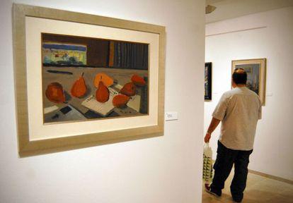 La exposición retrospectiva de Antonio Tenreiro, en A Coruña.