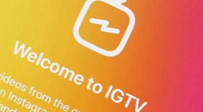 Lanzamiento de IGTV en 2018