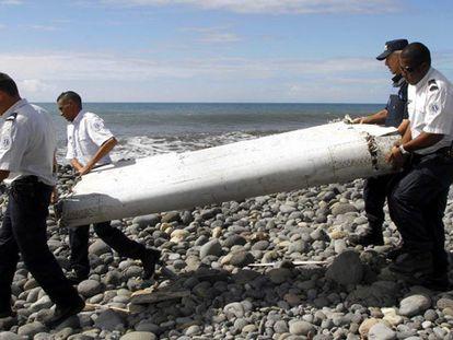 Localizado el avión de Malaysia Airlines que desapareció hace 17 meses