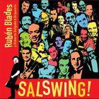 Portada del disco 'Salswing!', de Rubén Blades