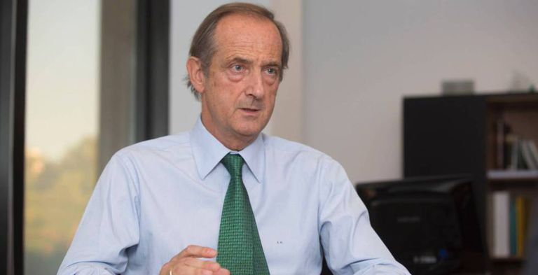 Ignacio Colmenares, presidente y consejero delegado de ENCE.