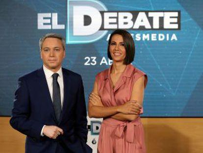 Atresmedia anuncia otro encuentro con los cuatro principales partidos el mismo día a la misma hora