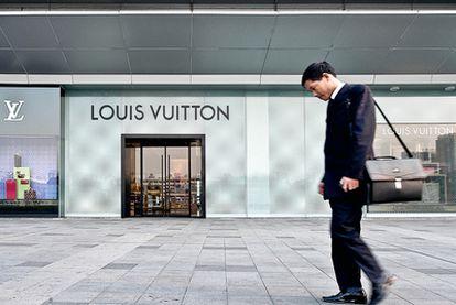 Comercios de lujo en Shenzen