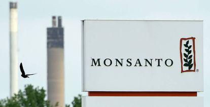 Fábrica de la agroquímica Monsanto