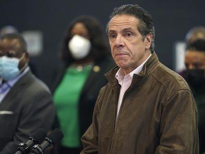 El gobernador Andrew Cuomo, en una imagen del pasado 22 de febrero.