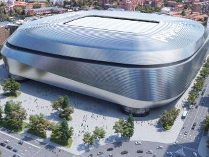 Hay consenso  es una demostración de poder por parte del Real Madrid, que quiere volver a ser galáctico, pero ¿qué hay del entorno, de los vecinos, del tráfico y de la estética?