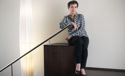 Christiana Figueres, responsable de cambio climático de la ONU.