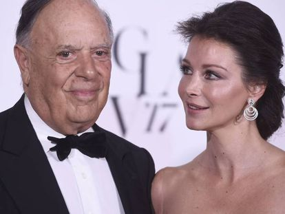 Carlos Falcó y Esther Doña.