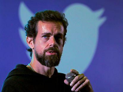 El CEO de Twitter, Jack Dorsey.