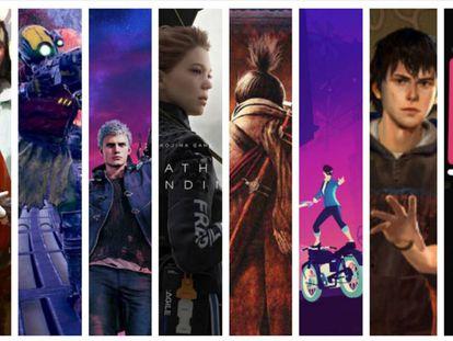 Los 10 mejores videojuegos del año