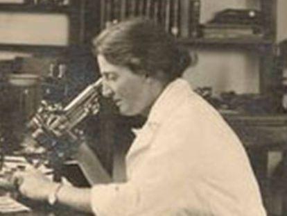 La científica británica Lucy Wills descubridora del ácido fólico