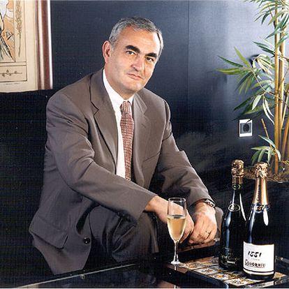 Josep Forroll, director general de Codorníu.