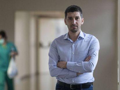 Oriol MItja, infectólogo y director del ensayo para prevenir la covid-19.