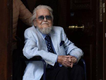 El escritor mexicano Fernando del Paso en una imagen de archivo.