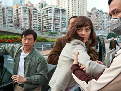 Marion Cotillard en 'Contagio' (2011), de Steven Soderbergh.