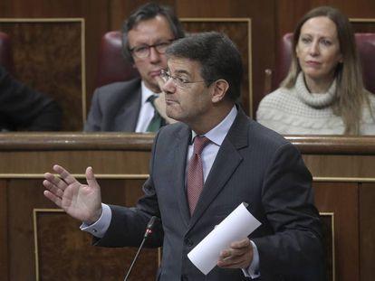 Rafael Catalá, en una imagen de archivo.