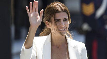 Juliana Awada, primera dama de Argentina.