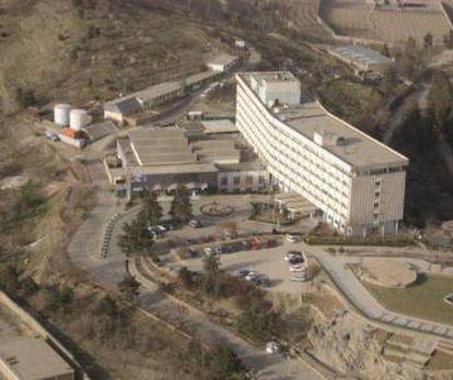 Imagen de archivo del hotel Intercontinental.