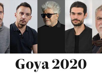 Todas las secuencias favoritas de los directores de los Goya.