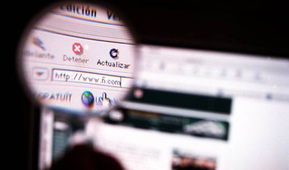 Imagen de un dominio web.