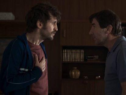 Tráiler de 'El plan', la nueva película de Polo Monárguez, en la que participan Antonio de la Torre y Raúl Arévalo.