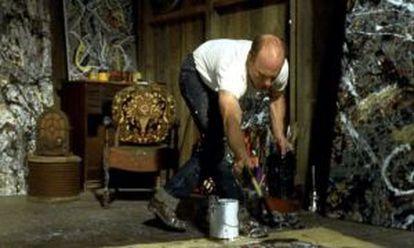 'Pollock' (2000), del realizador y actor Ed Harris. Moviestore Collection/Rex/Rex USA.