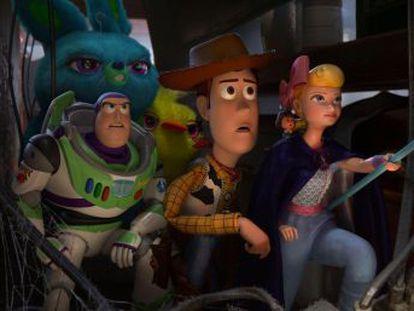 Juan Sanguino analiza la saga de Pixar, cuyo éxito acabó con el dibujo en dos dimensiones