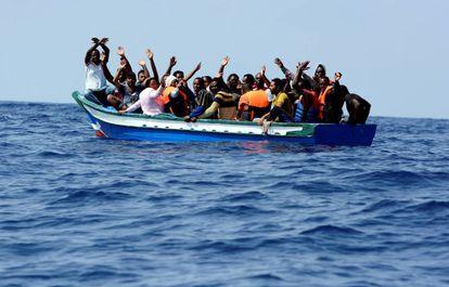 El fin de las muertes en el mar Mediterráneo es una decisión política y en estas elecciones europeas podemos escoger acabar con ellas.