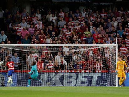 Gol del Granada.