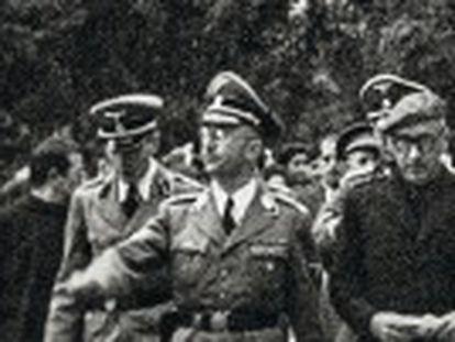 La visita del dirigente nazi en 1940 a Madrid, Toledo, Cataluña y País Vasco