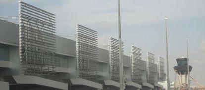 Imagen del aeropuerto de Corvera.