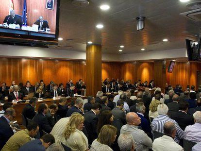 """Marbella era la """"corrupción generalizada"""""""