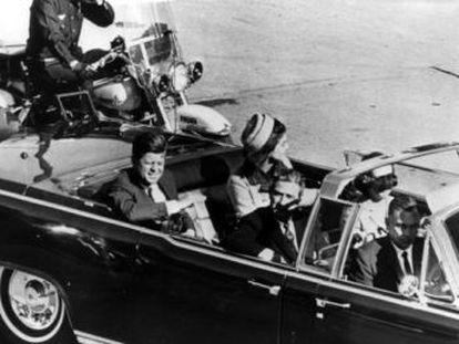 Los documentos, guardados en los Archivos Nacionales, recogen investigaciones de la CIA y el FBI sobre el magnicidio