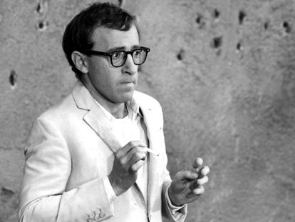 Woody Allen en la película 'Casino Royale'.